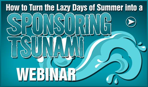 Sponsoring Tsunami Webinar