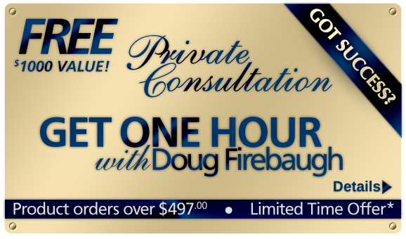 Free MLM Home Business Private Coaching Session with Doug Firebaugh