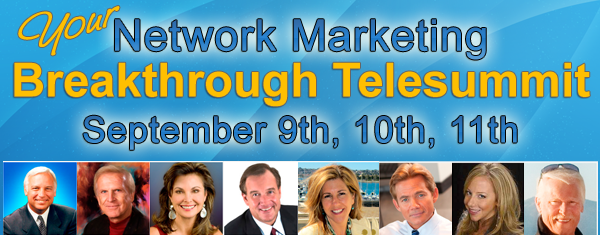 MLM Breakthrough Telesummit