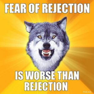 mlm fear of rejection network marketing