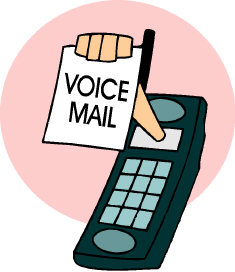 mlm voice mail telephone training