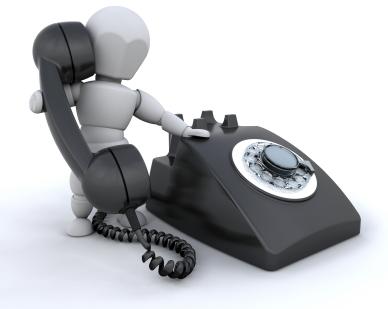 mlm prospecting telephone