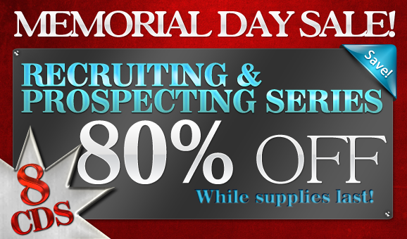 Memorial Day Sale - Save 80%!
