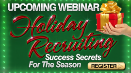 Holiday MLM Recruiting Training by Doug Firebaugh