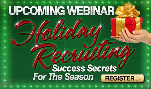 Holiday MLM Recruiting Training by Doug Firebaugh
