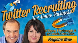 Twitter Recruiting For Home Business Entreprenuers