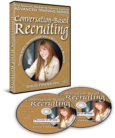 Conversation Based MLM Recruiting Training